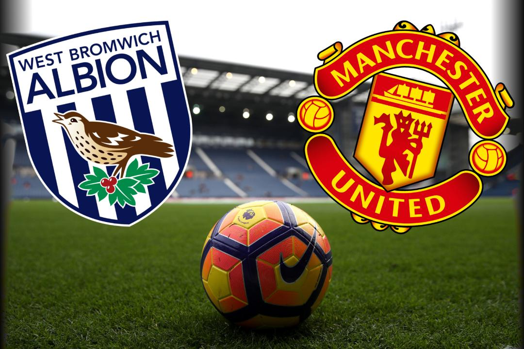 4 2 3 1 Man Utd Predicted Lineup V West Brom Manager Quotes And Key Players Footy Extras