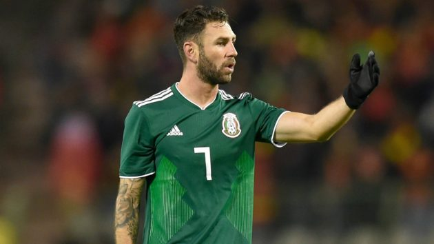 59022896e The Premier League side Arsenal are eyeing a summer move for Mexico  international Miguel Layun in this transfer window.