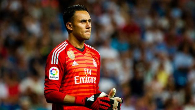 70a39c09f Arsenal will submit a €16 million offer to land La Liga giants Real Madrid  goalkeeper Keylor Navas